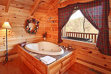 Cabin Rentals for Honeymoons, Anniversaries, or Romantic Getaways