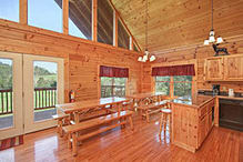 Cabin Rentals for Groups or Business Retreats