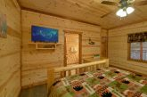 King Bedroom with Flatscreen TV Sleeps 14