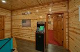6 Bedroom Cabin with Arcade Game and WiFi