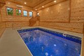 Luxury 6 Bedroom Cabin with Private Pool