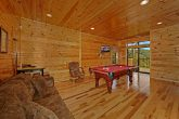 Cabin with a Gameroom