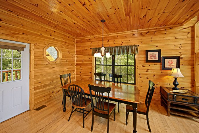 Cabin with Dinning Area - 1 In A Million