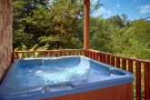Secluded 2 Bedroom Cabin with Hot Tub and Views
