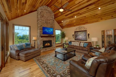 4 Bedroom Cabin in The Summit Sleeps 8 - 2nd Choice