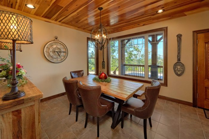 Premium 4 Bedroom Cabin in The Summit - 2nd Choice