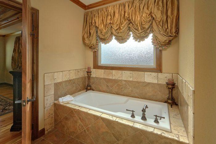 Master Bathroom Main Floor - 2nd Choice