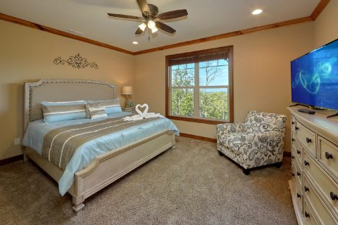 4 Bedroom Cabin with 3 Master Suites - 2nd Choice