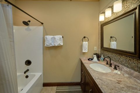 Large Spacious Master Bath Rooms - 2nd Choice