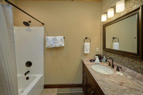 Large Spacious Master Bath Rooms - 2nd Choice