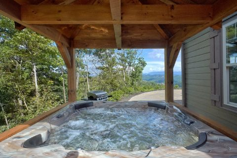 Premium Views from the Private Hot Tub - 2nd Choice