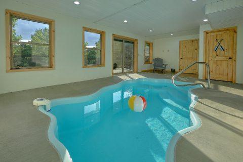 5 Bedroom Cabin with Indoor Pool - 3 Little Bears