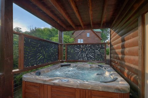5 Bedroom Cabin in Pigeon Forge with Hot Tub - 3 Little Bears