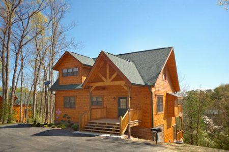 Natures Heart: 4 Bedroom Wears Valley Cabin Rental