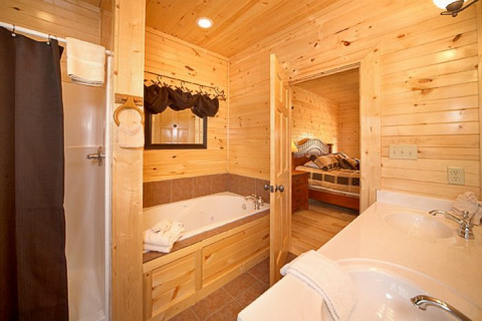 Four Bedroom Master Bathroom with Jacuzzi - 4 Your Pleasure