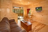 Spacious Cabin with Flat Screen TV's
