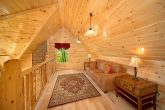 3 Level 4 Bedroom Pigeon Forge Cabin.