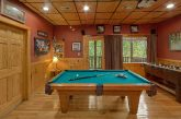 Cabin with Pool table, Game Room and Theater