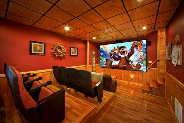 2 Bedroom Cabins in Gatlinburg, TN in the Smoky Mountains