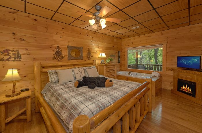2 Bedroom Cabin with Great Amenities and Games - A Bear Affair