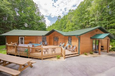 Gatlinburg Cabins in the Smoky Mountains of Tennessee
