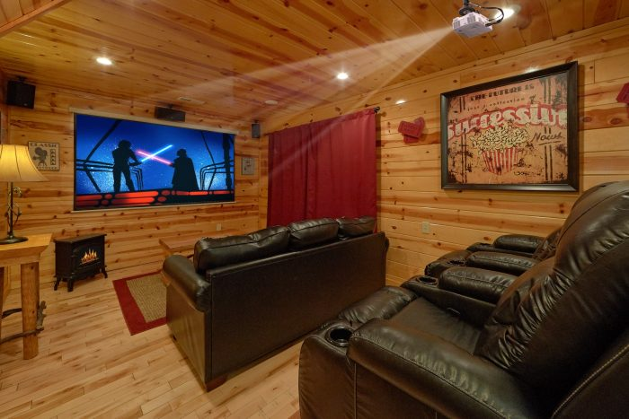 A Bear Endeavor Cabin Rental Photo