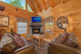 Premium 2 bedroom cabin with sleeper sofa