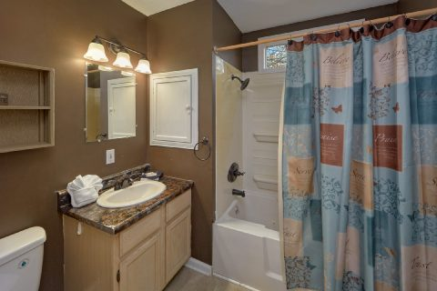 Full Bathroom with Shower - A Bears End