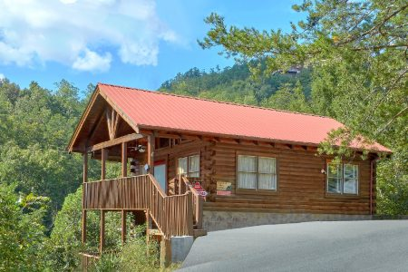 Oakland #4: 2 Bedroom Sevierville Cabin Rental