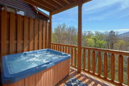 I Love View: 3 Bedroom Gatlinburg Cabin Rental
