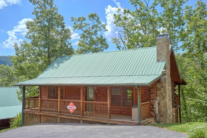 A Cozy Cabin Cabin Rental Photo