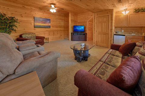 2 Bedroom Cabin with a Den - A Cozy Cabin