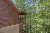 2 Bedroom Cabin with a Wooded View