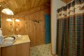 2 Bedroom 2 Bath Cabin Sleeps 8