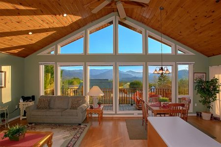Bear-rif-ic: 2 Bedroom Sevierville Cabin Rental