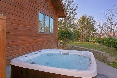 Luxury Cabin with Private Hot Tub and View - A Dream Come True