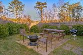 Cabin with Fire Pit, Picnic Table and Views