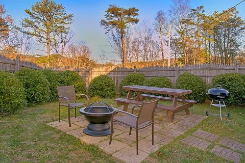 Cabin with Fire Pit, Picnic Table and Views - A Dream Come True