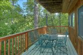 Premium 4 bedroom cabin with wooded view