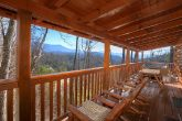 Luxury 3 Bedroom Cabin in Gatlinburg