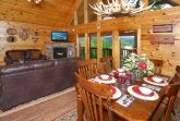 Spacious Cabin with 3 King Beds