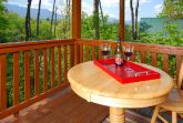 Gatlinburg Views 3 Bedroom Cabin Sleeps 8