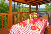 3 Bedroom Cabin with Spacious Outdoor Seating