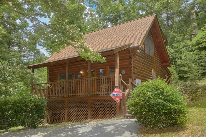 A Happy Haven Cabin Rental Photo