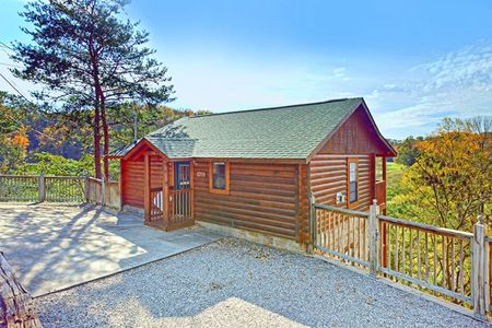 Bear Creek Hollow: 2 Bedroom Sevierville Cabin Rental