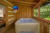 Cabin with Hot Tub and Outside TV