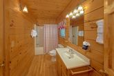 3 Bedroom cabin with King bed and Private Bath