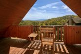2 bedroom cabin with Views of the Smokies