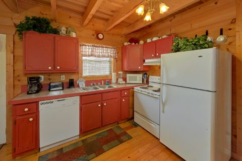 Fully Equipped Kitchen - A Little Bit Of Lovin'