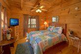 Main Floor Bedroom 2 Bedroom Cabin